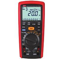 Мегаомметр - мультиметр UNI-T UT505A (тестовое напряжение до 1000 В)