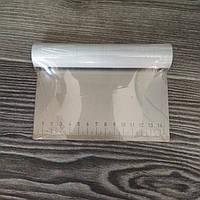 Шпатель кондитерский металлический 15 см. с разметкой