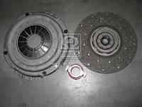 Сцепление ЗИЛ 5301,130 лепестковое в сборе (корз.лепестк.+диск вед.лепестков.+ выжимная муфта с закрыт.подш.)