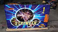 Strength GP-508 - фейерверк на 100 выстрелов