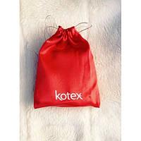 Прокладки Kotex ultra normal 5шт в шелковом мешочке