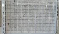 Сітчаста панель 750х450 (зашивка) для стелажів, фото 1