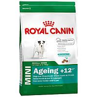 Royal Canin Mini Ageing 12+ сухой корм для собак малой породы старше 12 лет - 800 г