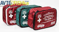 Аптечка / аптечка автомобильная АМА-1 Master Avto (сумка)