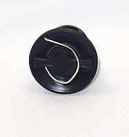 Клапан для лодки универсальный Fishmaster черный