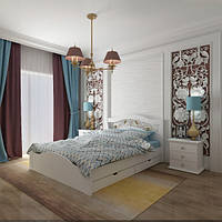 Кровать Лилия 120х200 см ТМ Kempas