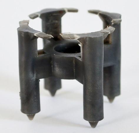 Фиксатор защитного слоя арматуры Стул усиленный 20-25мм, крепление для арматуры