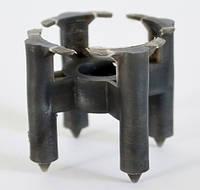 Фиксатор защитного слоя арматуры Стул усиленный 20-25мм, крепление для арматуры, фото 1