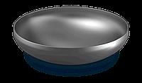 Днище эллиптическое ф600*4мм черная сталь