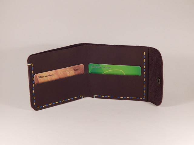 Чоловічий гаманець «Forto»