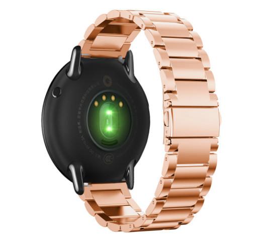 Металлический ремешок Primo для часов Xiaomi Huami Amazfit Sport SmartWatch - Rose Gold