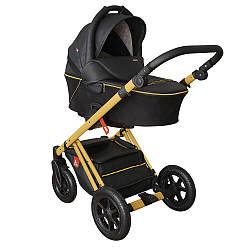 Детская коляска универсальная 2 в 1 Tutek Diamos Eco Limited Gold (Тутек Дьямос, Польша)