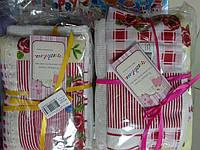Набор постельного белья для кукольной кроватки Украина арт. 072