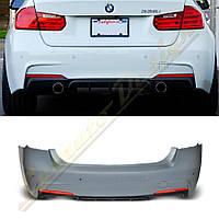 Бампер задний M-PERFOMANCE для BMW 3 F30