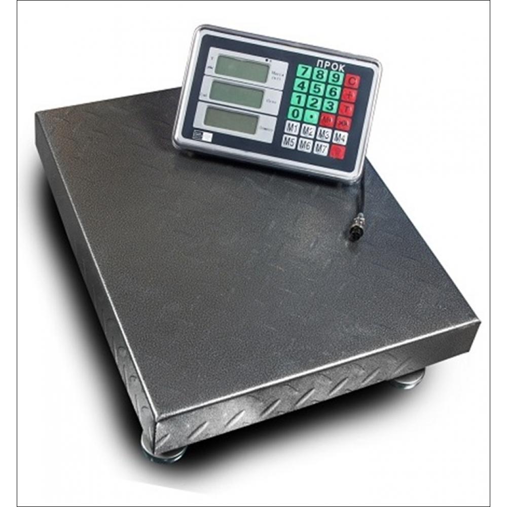 Весы товарные ПРОК ВТ-300-Р2 до 300 кг