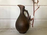 Глиняный штоф 800мл, фото 1