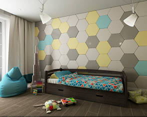 Кровать Мини 80х190 см ТМ Kempas, фото 2