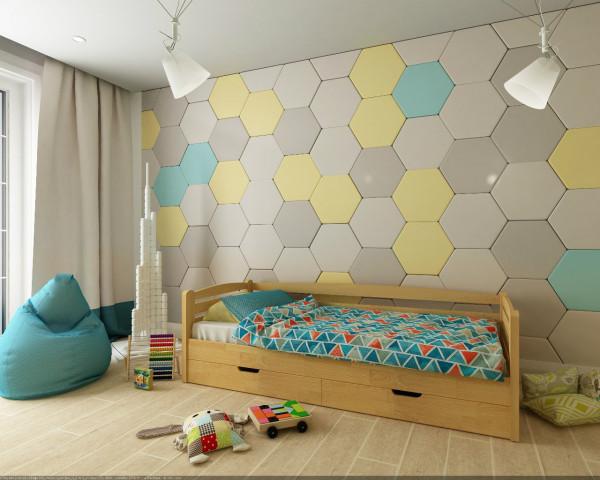 Кровать Мини 80х190 см ТМ Kempas
