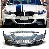 Бампер передний M-PERFOMANCE для BMW 3 F30