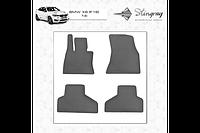 Резиновые коврики (4 шт, Stingray Premium) - BMW X6 F-16 2014+ гг.