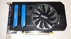 Видеокарта Radeon MSI HD 7770 1 GB/128 bit DDR5 (DVI, HDMI,Display port)