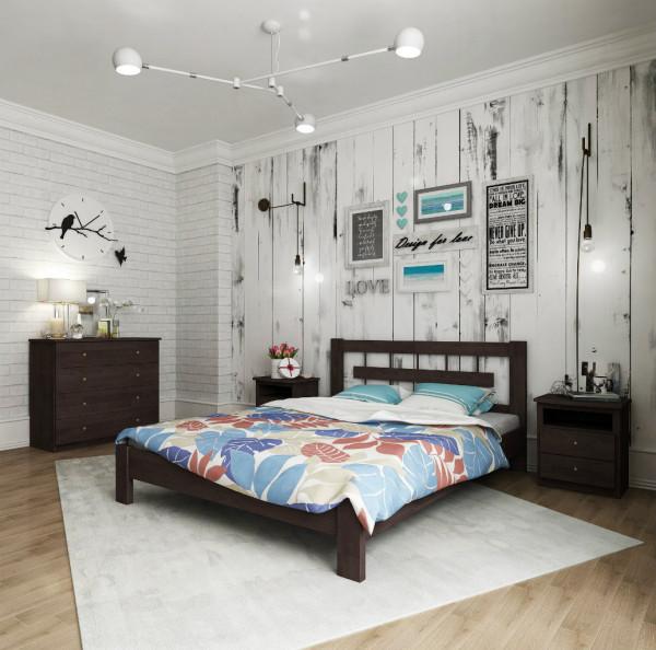 Кровать Такка с механизмом 120х200 см ТМ Kempas