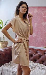 Халаты атласные женские