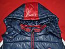 Зимняя куртка для мальчика Canadian темно-синяя (QuadriFoglio, Польша), фото 2