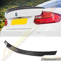 Спойлер Carbon для BMW F22, фото 1