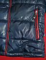 Зимняя куртка для мальчика Canadian темно-синяя (QuadriFoglio, Польша), фото 4