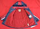 Зимняя куртка для мальчика Canadian темно-синяя (QuadriFoglio, Польша), фото 6