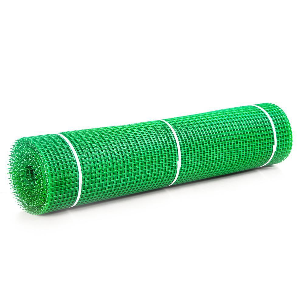 Сетка пластиковая садовая рулон 1*20 м (13*13мм)