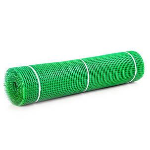 Сетка пластиковая садовая рулон 1*20 м (13*13мм), фото 2