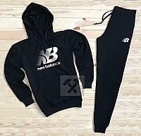 Спортивный костюм New Balance черного цвета (люкс копия)