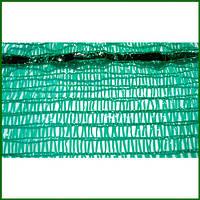 Сітка затіняюча 45% Зелена 2 м на відмотку 1 м