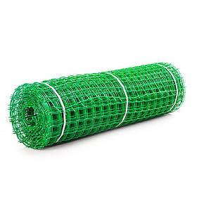 Сетка пластиковая садовая рулон 1*20 м (50*50мм)