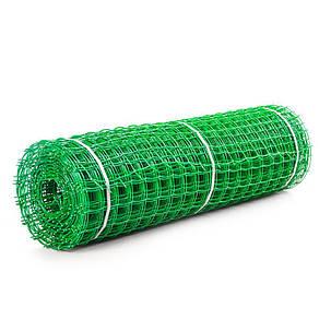 Сетка пластиковая садовая рулон 1*20 м (50*50мм), фото 2