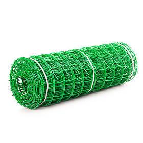 Сетка пластиковая садовая рулон 1*20 м (85*95мм)