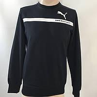 Мужская кофта Puma / черная xl р, фото 1