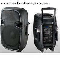 Мобильная автономная акустическая система JB12RECHARG350+MP3/FM/Bluetooth+DC-DC INVERTOR, фото 1