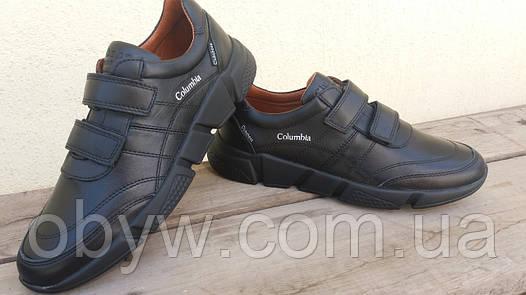 Осенние туфли на липучках calambia