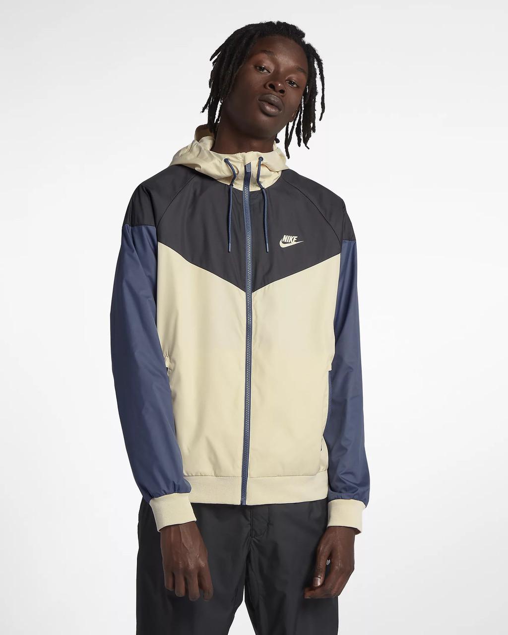 3b7fd977 Куртка Nike Sportswear Windrunner Jacket 727324-258 (Оригинал) M - Football  Mall -