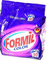 Порошок для стирки цветных вещей Formil Color, 2 кг (30 стирок)
