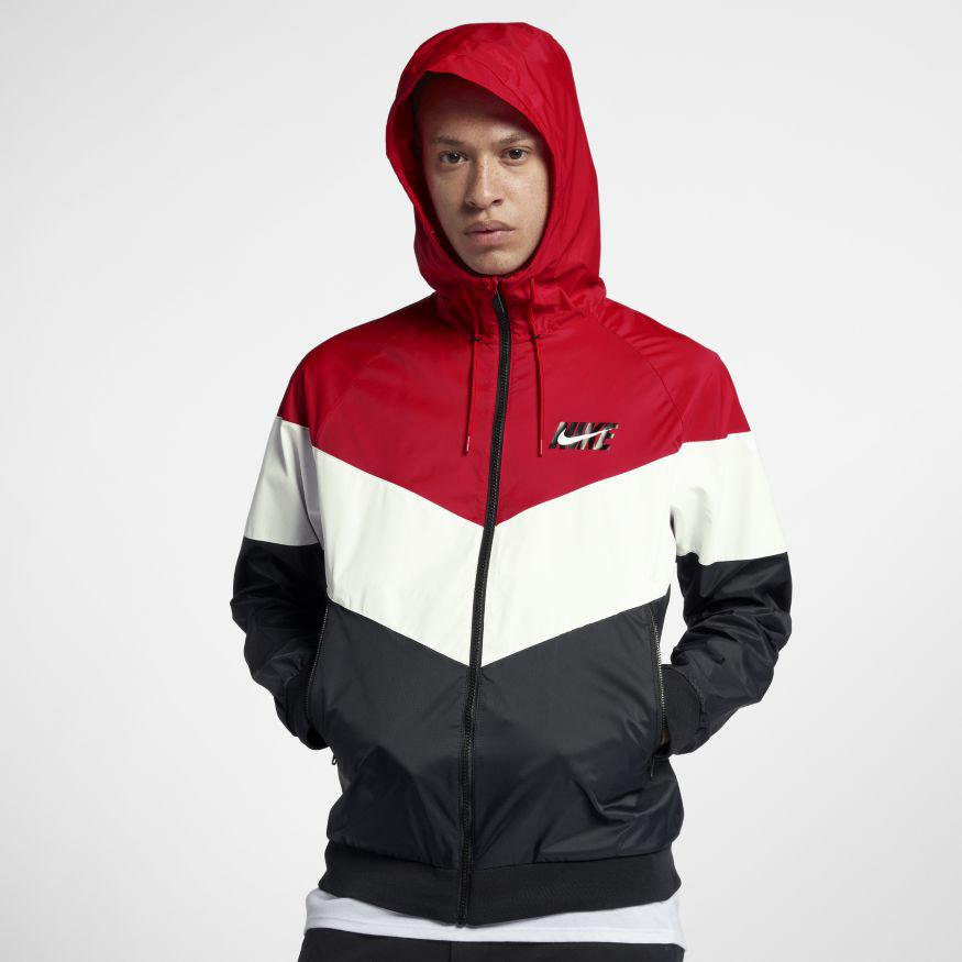 a8635239 Куртка Nike Sportswear Windrunner Jacket AJ1396-658 (Оригинал) - Football  Mall - футбольный