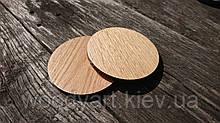 Костеры из дерева, круглые (7 мм)