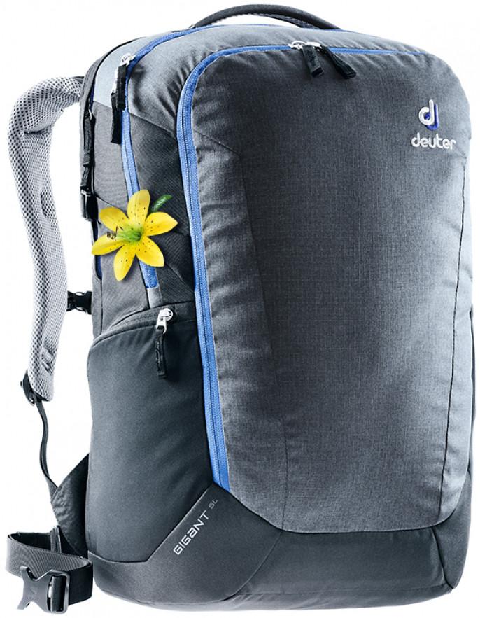 Рюкзак с отделом для ноутбука 17 дюймов Deuter Gigant 3823018 3365 синий