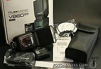 Спалах Godox V860  II F for Fuji TTL вспышка, фото 1