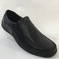 Мужские кожаные туфли большой размер,отличного качества / р.46-47, фото 1