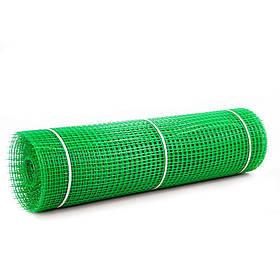 Сетка пластиковая садовая 1,5*20 м (20*20мм)