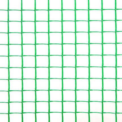 Сетка пластиковая садовая 1,5*20 м (20*20мм), фото 2